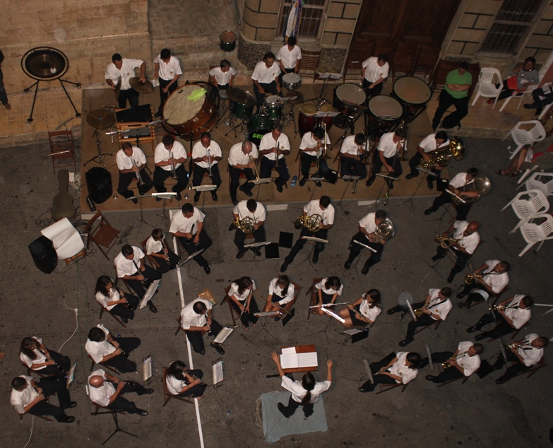 Unió Musical L'Aurora al Festival de Bandes