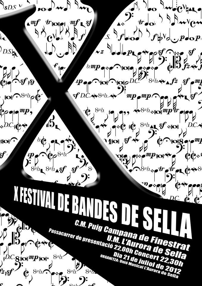 Festival bandes
