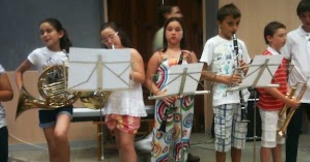 Audició fi de curs musical